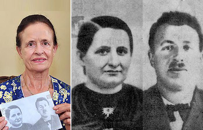 Дети нашли тела без вести пропавших родителей, спустя 75 лет.