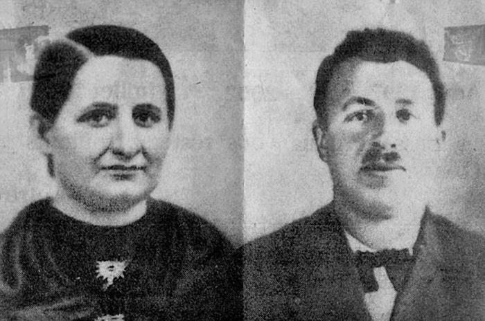 Марселин и Франсин Дюмолин пропали без вести 15 августа 1942 года.