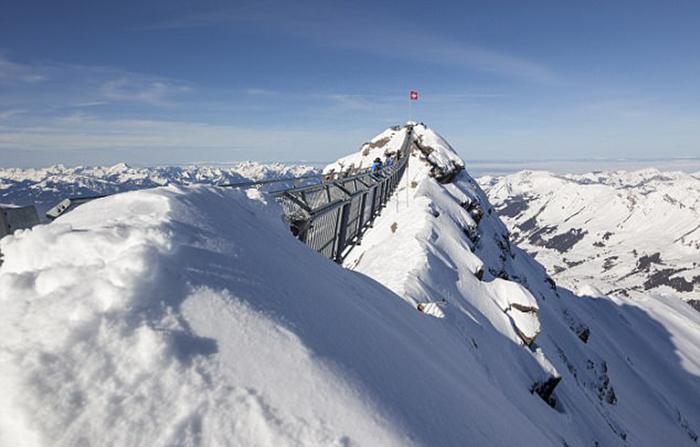 Тела без вести пропавших людей были найдены на территории современного горнолыжного курорта.