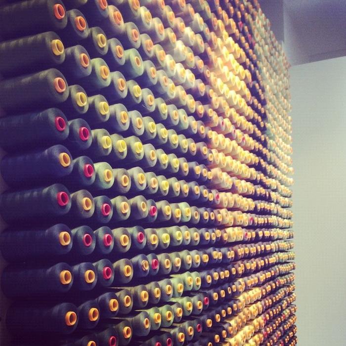Над созданием необычной инсталляции трудилось рекламное агентство Republique Beirut
