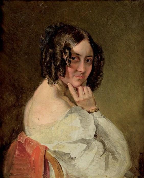 Тереза Мальфатти - вероятный адресат пьесы Людвига ван Бетховена *К Элизе*.