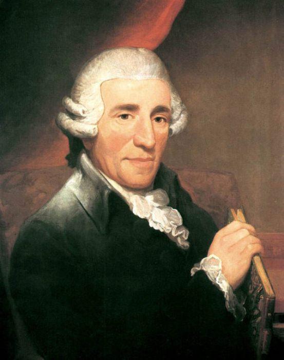 Йозеф Гайдн - учитель Моцарта и Бетховена.