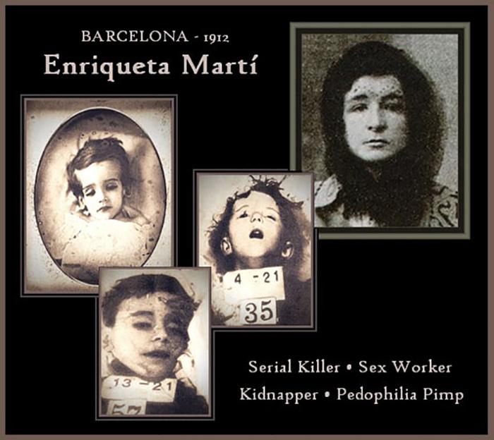Невинные жертвы Энрикеты Марти