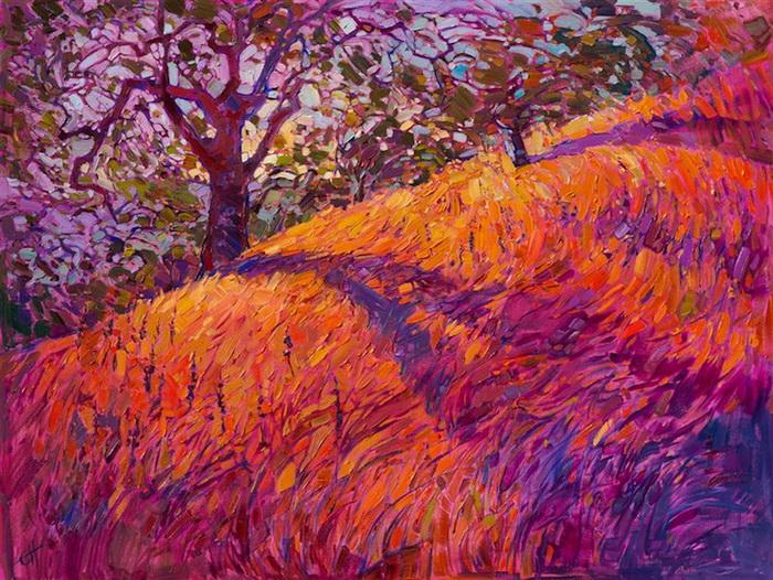 Осенние пейзажи от Эрин Хенсон (Erin Hanson)