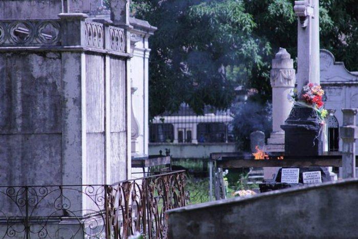 Памятник на месте перезахоронения праха рабыни Анастасии на севере Бразилии