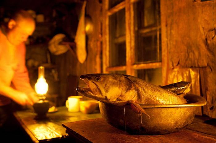 Традиционный ужин