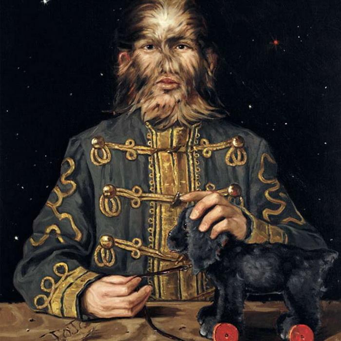 Федор Евтихеев - самый известный артист паноптикумов Америки