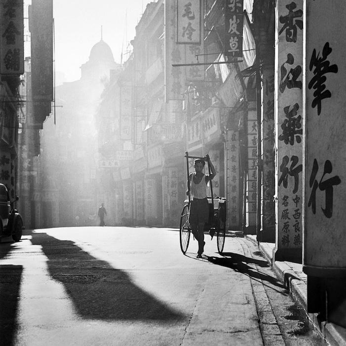 Ретро-фотографии Гонконга от Фэн Хо (Fan Ho)