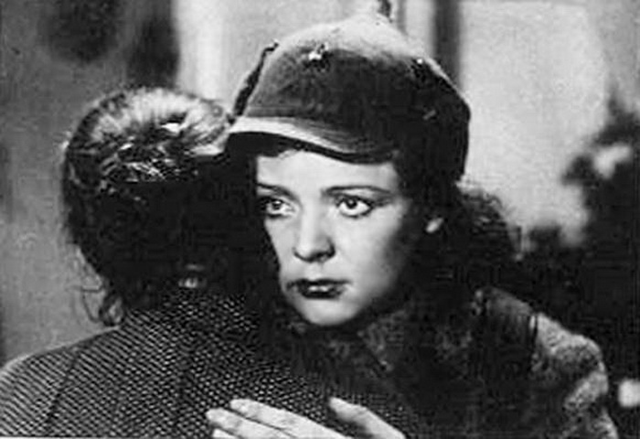 Зоя Федорова - известная советская актриса