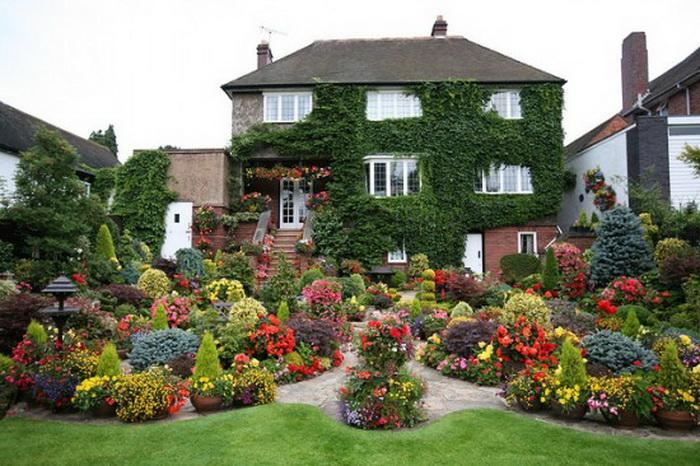 Удивительный *семейный* парк Four Seasons Garden