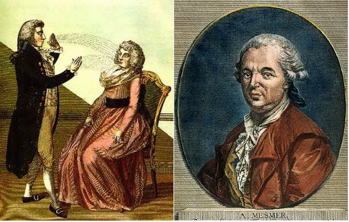 Франц Месмер - изобретатель животного магнетизма. Фото: edmiga.com