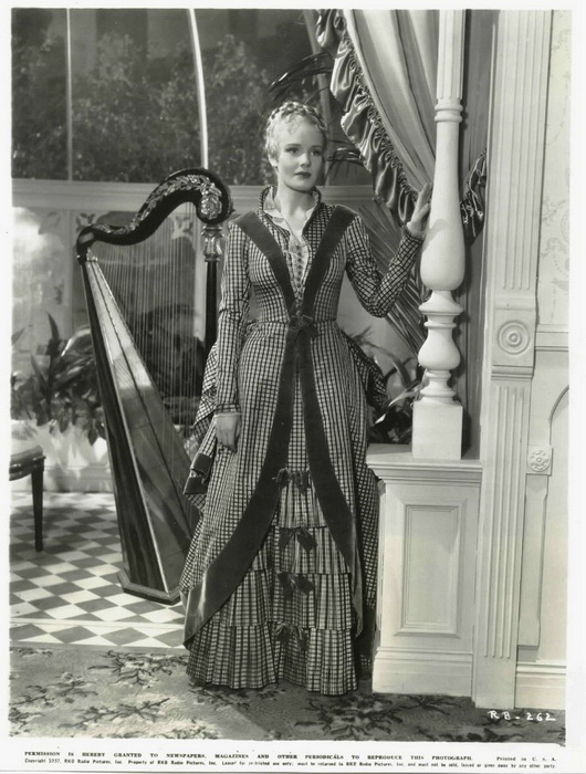Фрэнсис Фармер (Frances Farmer) - забытая звезда Голливуда