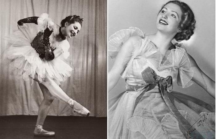 Франциска Манн - балерина, станцевавшая стриптиз перед дверьми газовой камеры.