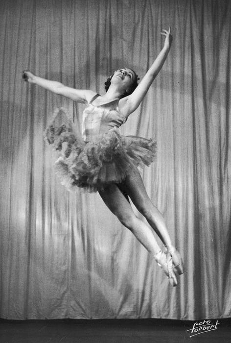 Польская балерина Франциска Манн. 1939 год. Фото: Culture.pl