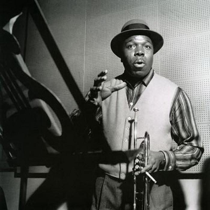 Тэд Джонс, трубач, композитор и бэнд-лидер. Фотография Фрэнсиса Вольфа