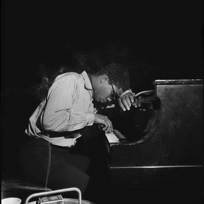 Джазовый пианист Херби Хэнкок. Фотография Фрэнсиса Вольфа