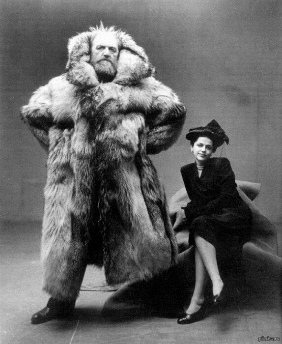 Питер Фройхен и его жена Дагмар. Фото: dish.andrewsullivan.com