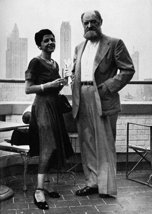 Петер Фрейхен с женой Дагмар.