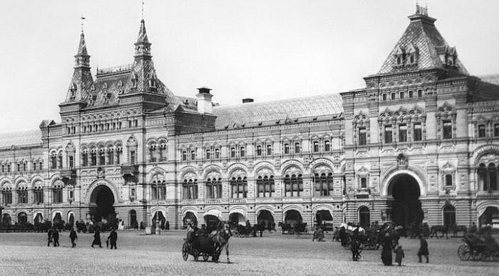 Квартиры на Красной площади