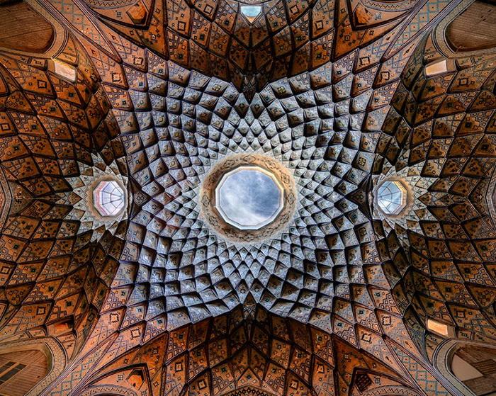 Фотографии иранских мечетей от Mohammad Reza Domiri Ganji