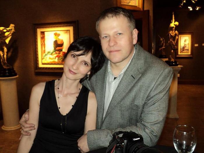 Михаил и Инесса Гармаш - чудесный творческий тандем