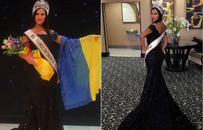 Одесситка Светлана Гасс - победительница крупного международного конкурса красоты.