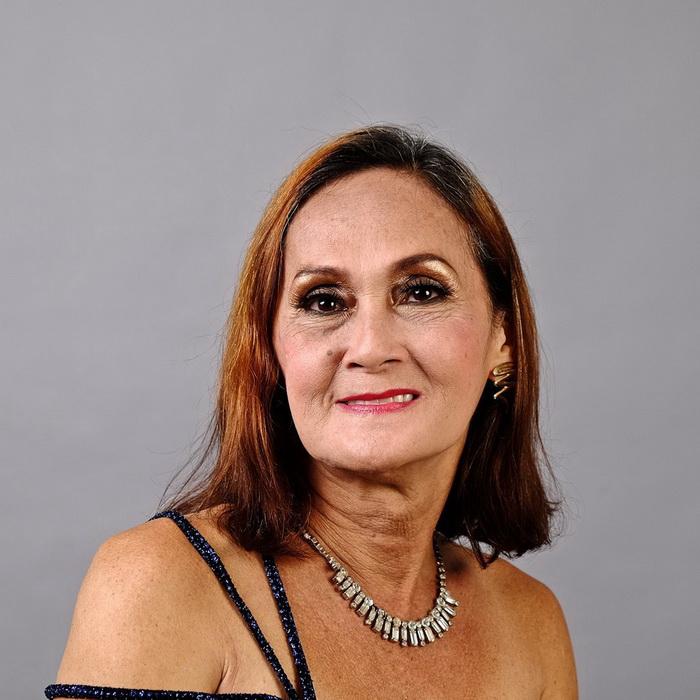 Эванджелина Паскаль, 63 года