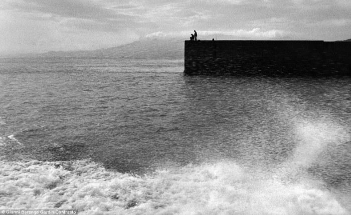 Генуя, 2002 год. Фотограф: Gianni Berengo Gardin