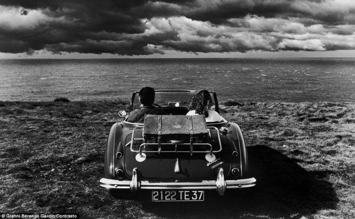 Нормандия, 1933 год. Фотограф: Gianni Berengo Gardin