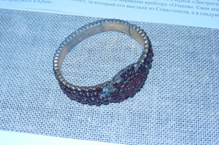 Гранатовый браслет - семейная реликвия Куприных