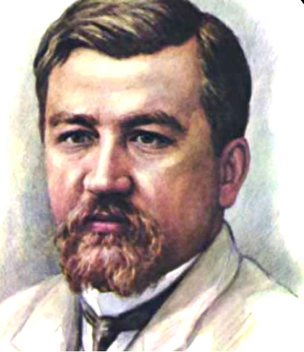 Портрет А.И. Куприна