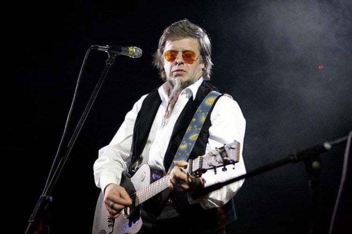Борис Гребенщиков - певец, музыкант, философ