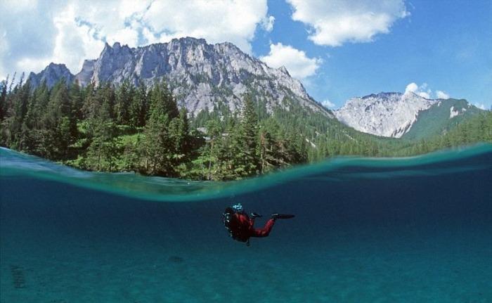 Загадки Зеленого озера (Штирия)
