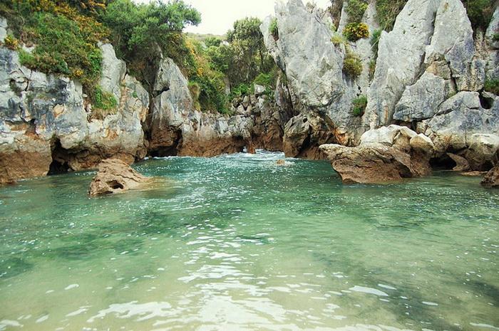 Плайя-де-Гульпиюри - пляж без моря