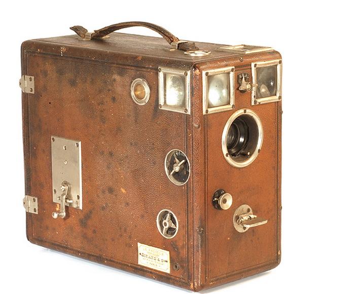 Коллекция ретро-фотоаппаратов от Сильвиана Халганда (Sylvain Halgand)