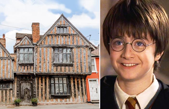 Дом Гарри Поттера выставлен на продажу.
