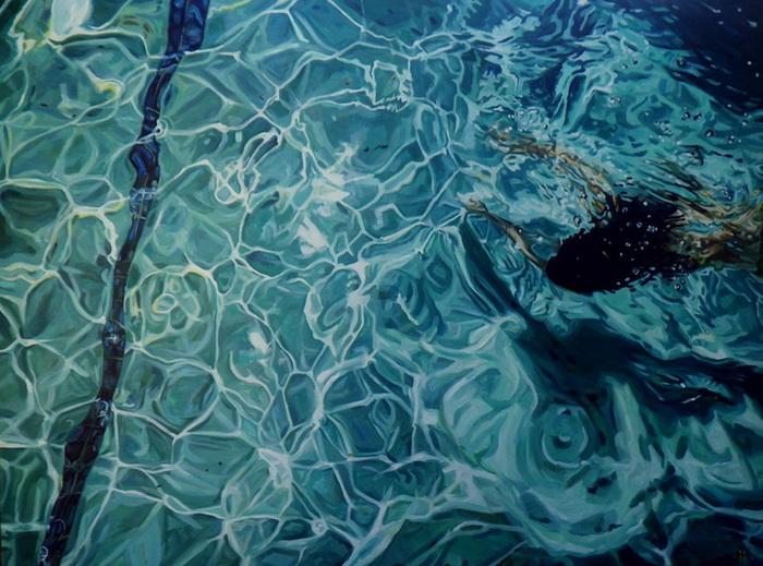 Успокаивающие картины от Хизер Хортон (Heather Horton)