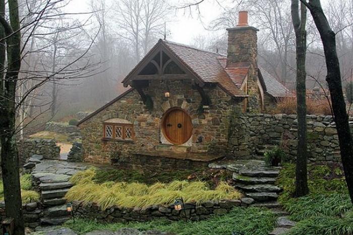 Дом хоббита в Пенсильвании