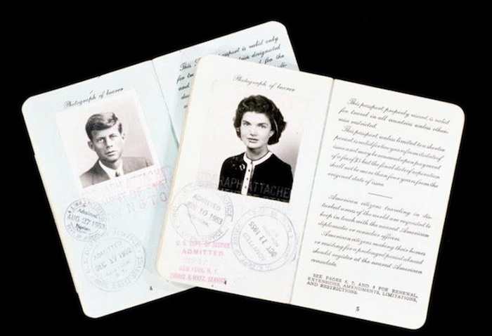 Паспорта Кеннеди