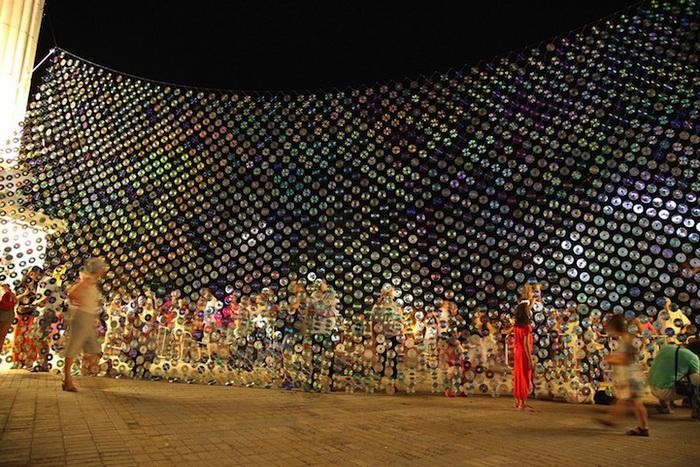 Инсталляция от компании Ignatov Architects