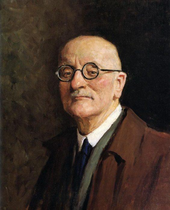 Портрет художника Игоря Грабаря. Фото: hudojnik-impressionist.ru