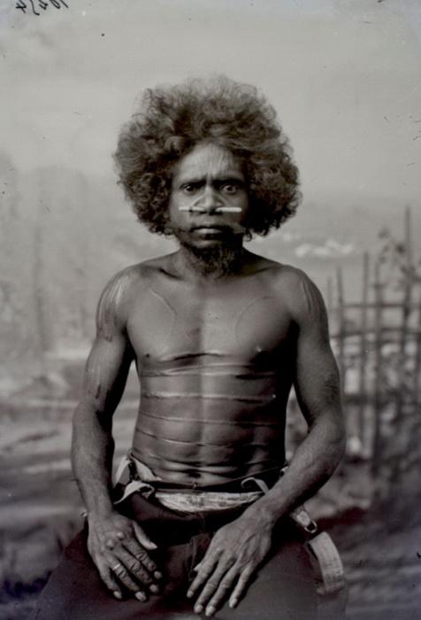 В начале ХХ века по миру гастролировали 20 австралийских аборигенов
