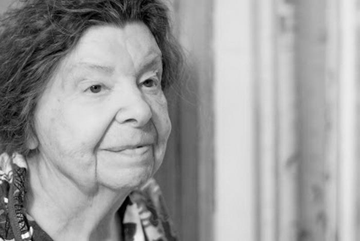 Портрет матери Инны Шолпо, 86 лет