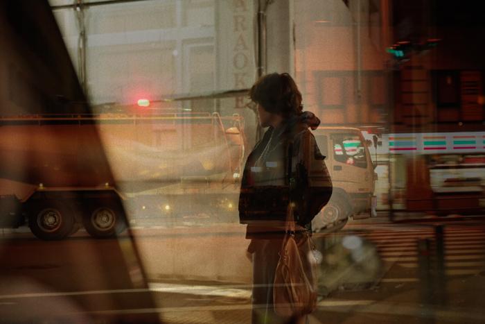 Такси в море: фотоцикл от Issui Enomoto