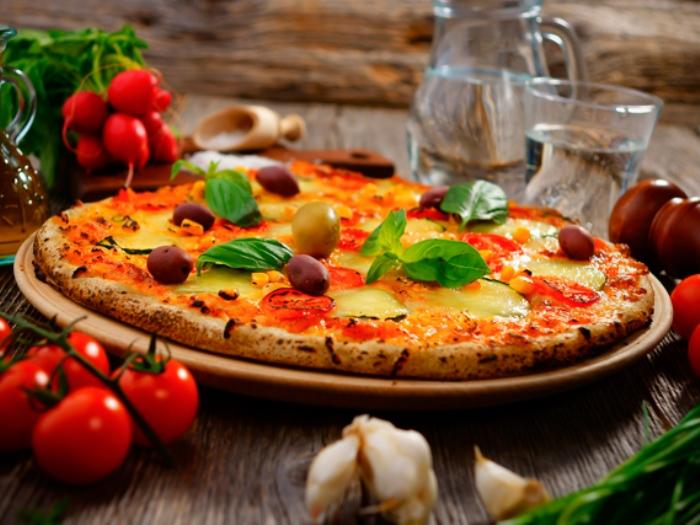 Пицца Маринара - традиционное итальянское блюдо. Фото: volshebnaya-eda.ru
