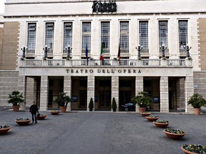 Оперный театр в Риме. Фото: Belcanto.ru
