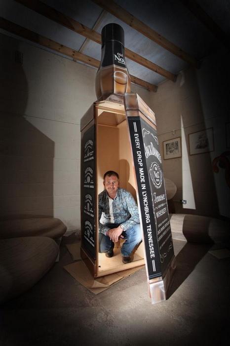 Анто Уикхэм и его необычный гроб