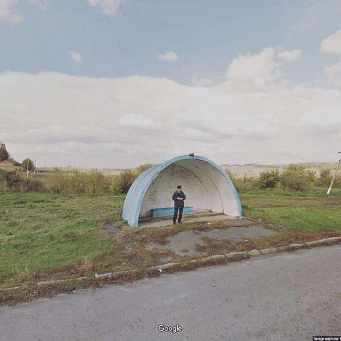Белгородская область, Россия. Уличные фотографии от Джеки Кенни.