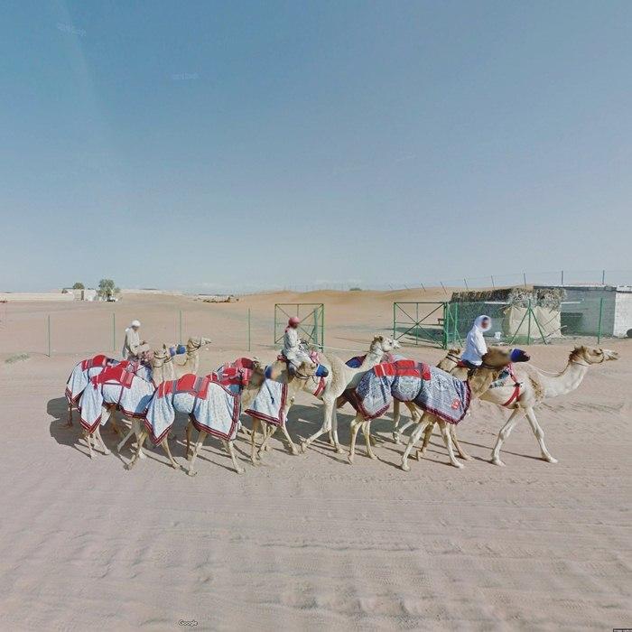 Шарья, Объединенные Арабские Эмираты. Уличные фотографии от Джеки Кенни.