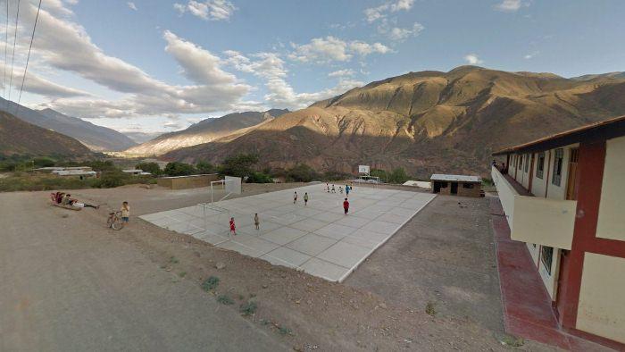 Кахамарка, Перу. Стрит-фотография от Джеки Кенни.
